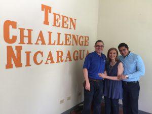 aspen university teen challenge Nicaragua