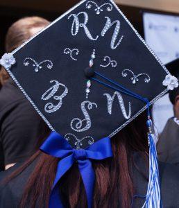RN to BSN Graduation Cap